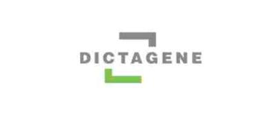 Dictagene logo